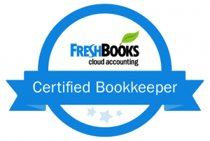 FAN Badge - Bookkeeper